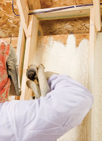 Des Moines Spray Foam Insulation Services and Benefits